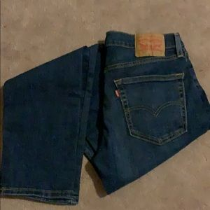 Levi 502 jeans, size 30/32, new without tags,